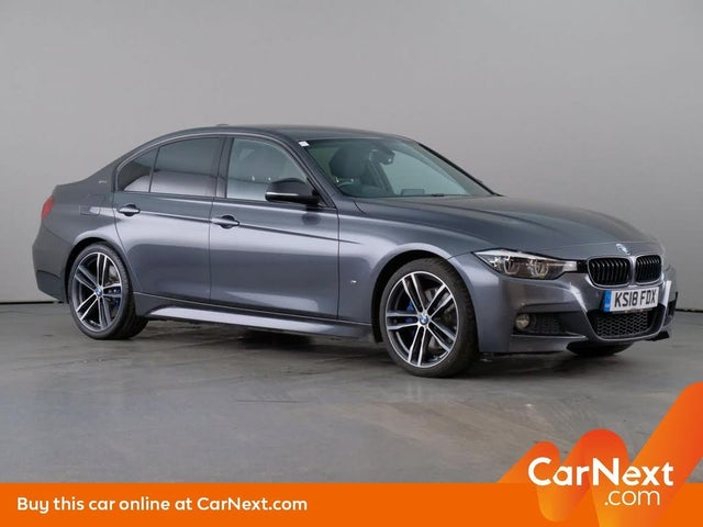 2018 BMW 3 Series 2.0 330e M Sport Shadow Edition (18 reg)