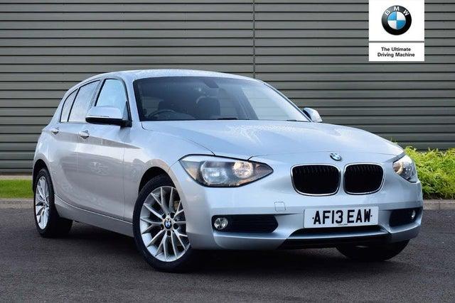 2013 BMW 1 Series 1.6 116i SE (s/s) 5d (13 reg)