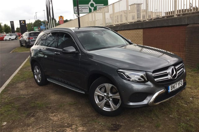 2017 Mercedes-Benz GLC-Class 3.0 d GLC350d Sport (Premium)(s/s) Station Wagon 5d (17 reg)
