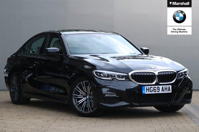 2019 BMW 3 Series 2.0 330i M Sport (258bhp) Saloon 4d (69 reg)