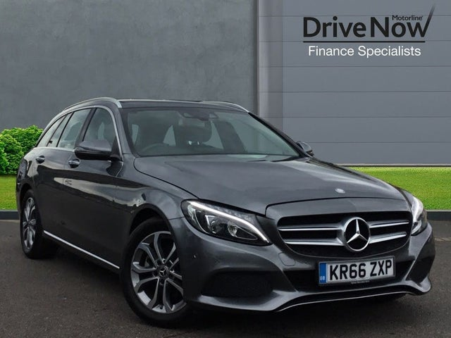 2017 Mercedes-Benz C-Class 2.1d C220d Sport (Premium Plus)(s/s) Estate 5d 9G-Tronic Plus (66 reg)