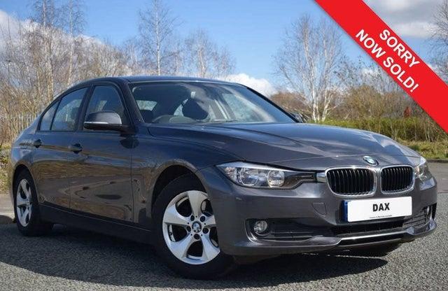 2015 BMW 3 Series 2.0TD 320d EfficientDynamics BluePerformance Saloon 4d (15 reg)