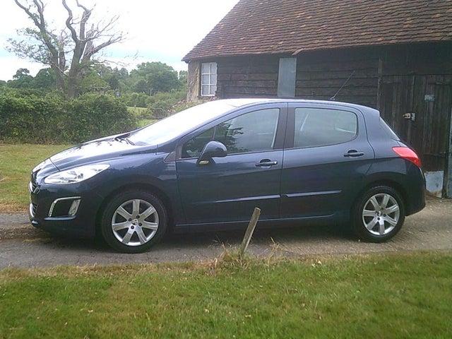 2013 Peugeot 308 1.6TD Active 1.6HDi (92bhp) (62 reg)