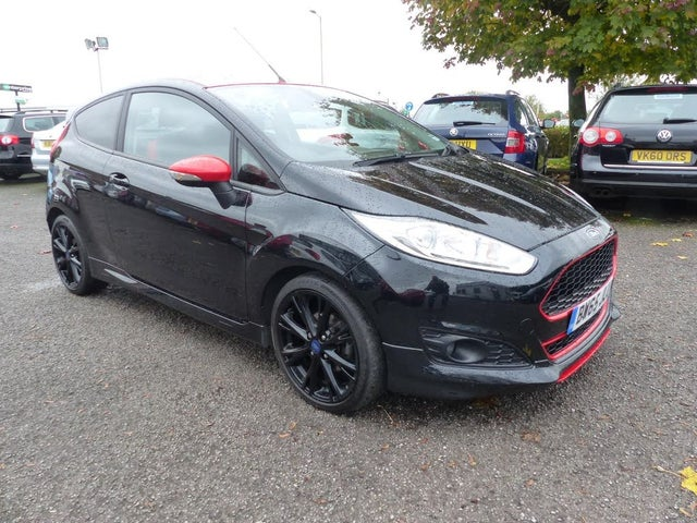 2016 Ford Fiesta 1.0T Zetec S Black Edition (65 reg)