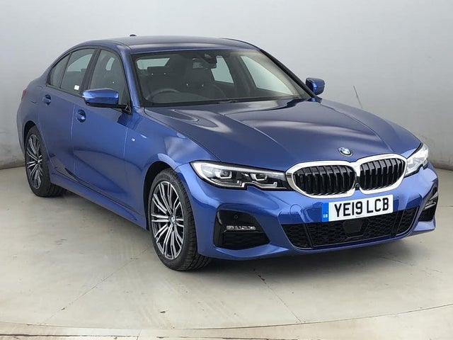 2019 BMW 3 Series 2.0TD 320d xDrive M Sport (190bhp) (Plus Pack) Saloon 4d (19 reg)