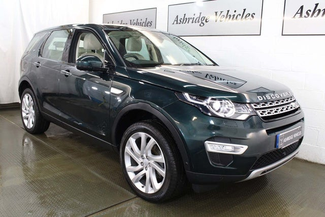 2016 Land Rover Discovery Sport 2.0Td4 HSE Luxury Auto (16 reg)