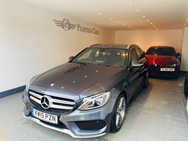 2015 Mercedes-Benz C-Class 1.6CDI C200 AMG Line (s/s) Estate 5d 7G-Tronic Plus (15 reg)