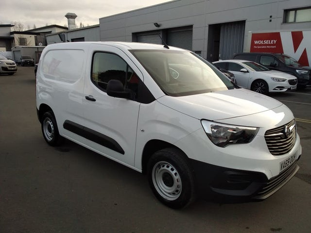 2020 Vauxhall Combo 1.5CDTi Edition 2000 (75PS)(EU6d-T) (s/s) Panel (69 reg)