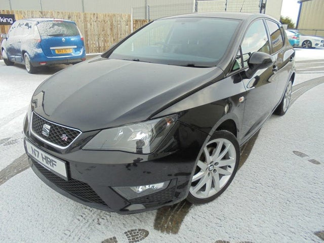 2015 Ford Fiesta 1.0 Zetec S Black Edition (E6) (HR reg)