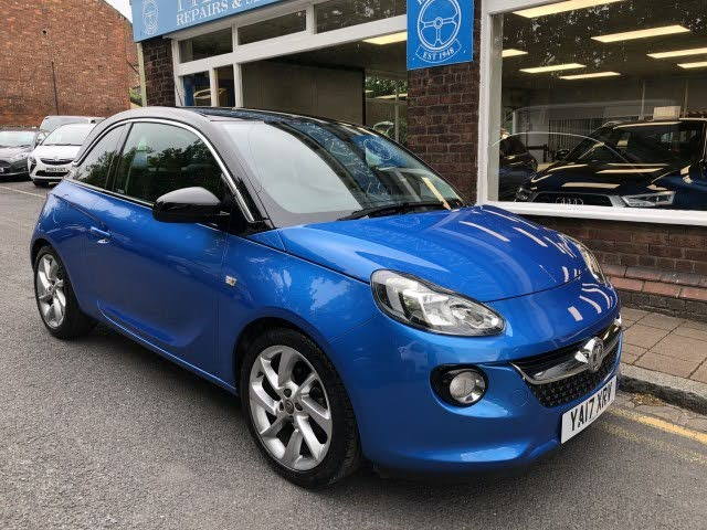 2017 Vauxhall ADAM 1.4i SLAM (100ps) (17 reg)