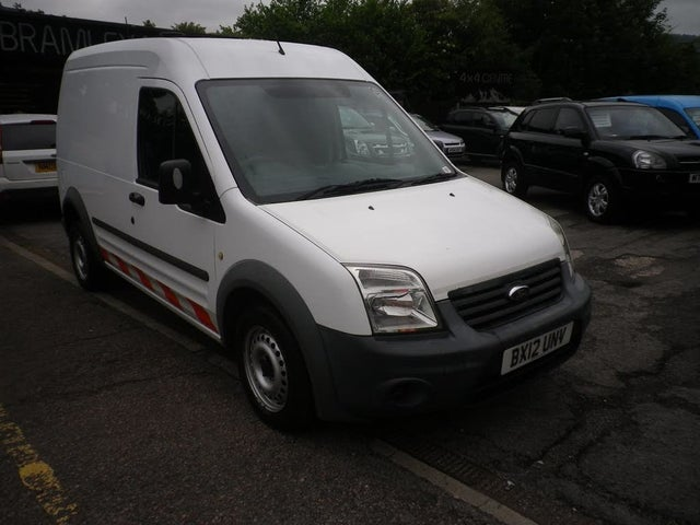 2012 Ford Transit Connect 1.8TD T230 LWB (90PS) Refrigerated (12 reg)