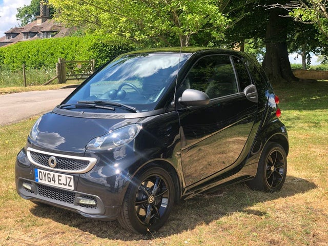 2014 Smart fortwo 1.0 Grandstyle Plus (84bhp) Coupe (64 reg)