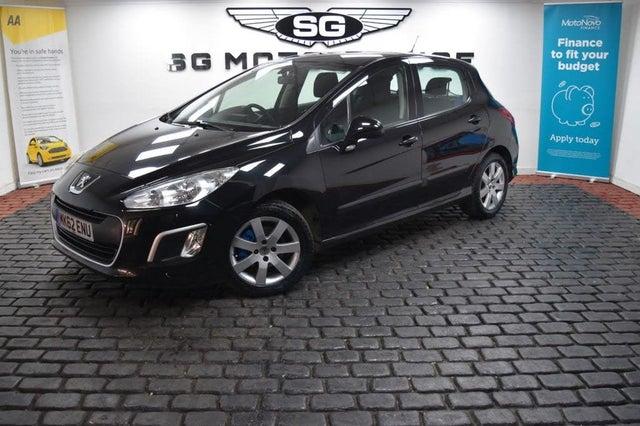 2012 Peugeot 308 1.6TD SR 1.6HDi (92bhp) (Z6 reg)
