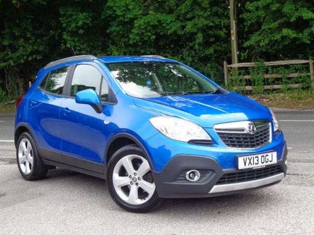 2013 Vauxhall Mokka 1.7CDTi Exclusiv ecoFLEX FWD (s/s) (13 reg)