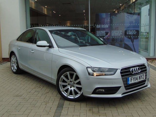 2014 Audi A4 1.8 SE Technik (170ps) (14 reg)