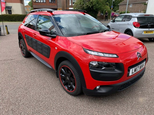 2017 Citroen C4 Cactus 1.2 PureTech Flair Edition (110ps) (s/s) (17 reg)