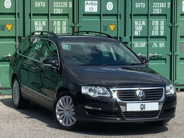 2010 Volkswagen Passat 2.0TD Highline Plus (110ps) Estate 5d (10 reg)