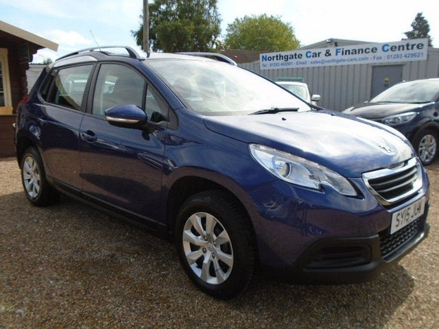 2015 Peugeot 2008 Crossover 1.4HDi Access+ (15 reg)