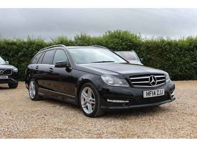 2014 Mercedes-Benz C-Class 2.1CDI C250 CDI AMG Sport Edition (Premium) CDI Estate 5d 7G-Tronic Plus (14 reg)