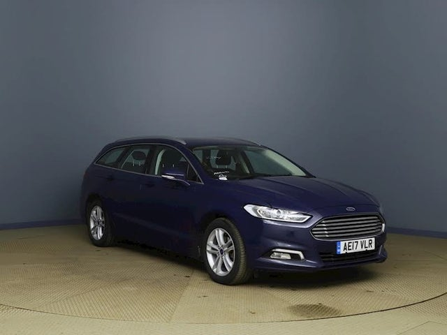 2017 Ford Mondeo 1.5TDCi Zetec ECO Estate 1498cc (17 reg)
