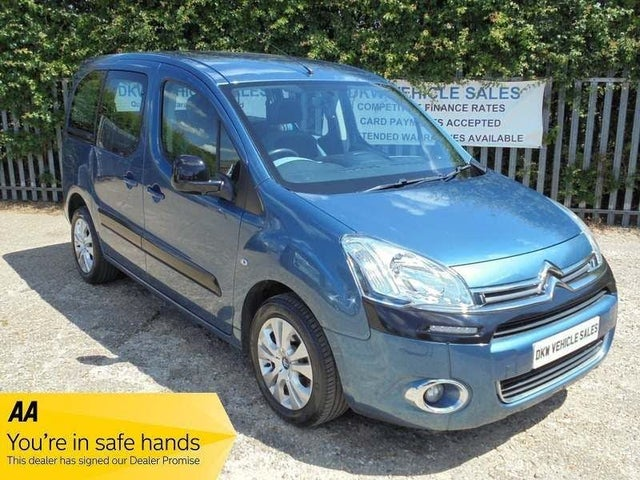 2013 Citroen Berlingo 1.6TD Multispace Plus Special Edition (62 reg)
