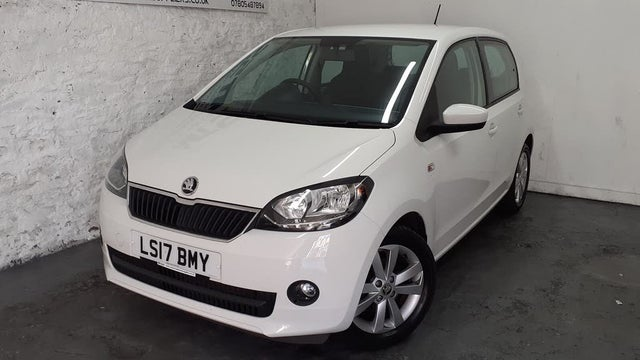 2017 Skoda Citigo 1.0 SE L GreenTech (60ps) 5d (17 reg)