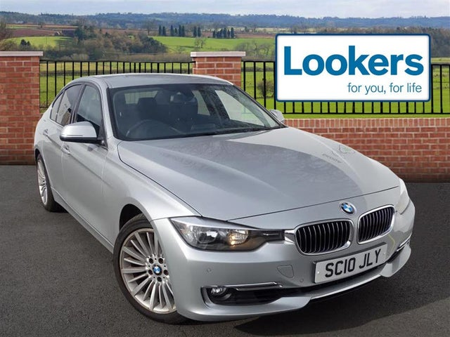 2012 BMW 3 Series 2.0 328i Luxury (245bhp) Saloon 4d Auto (62 reg)
