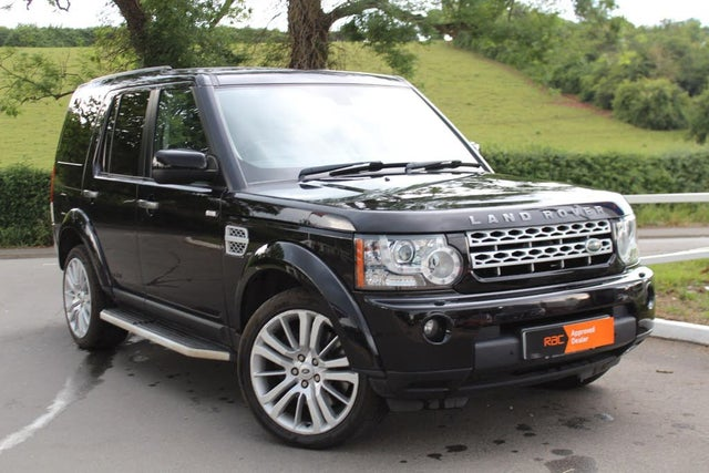 2013 Land Rover Discovery 4 3.0TD HSE Luxury 4X4 (63 reg)