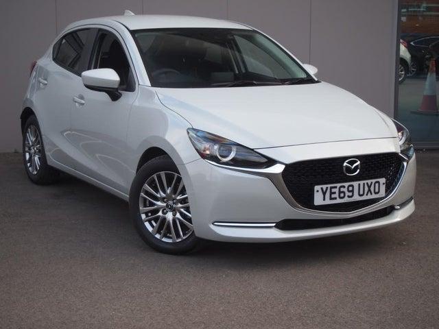 2019 Mazda Mazda2 1.5 SKYACTIV-G Sport (Nav) MHEV Hybrid (69 reg)