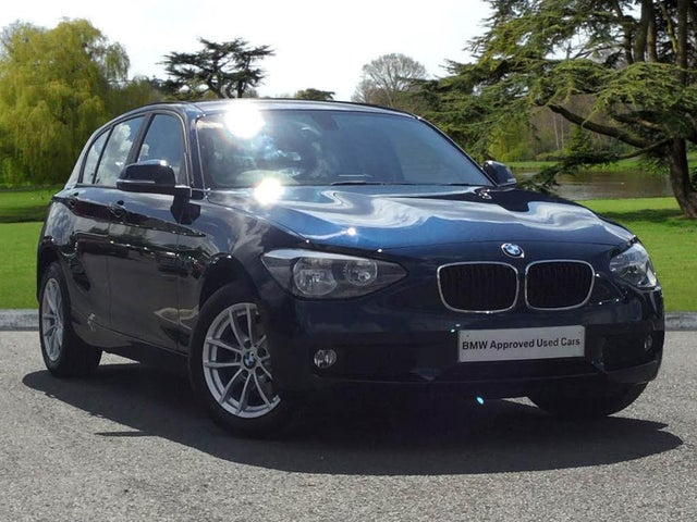 2015 BMW 1 Series 1.6 116i SE 5d (15 reg)