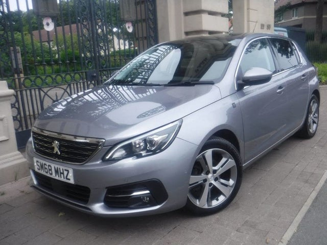 2019 Peugeot 308 1.2 PureTech Tech Edition (68 reg)