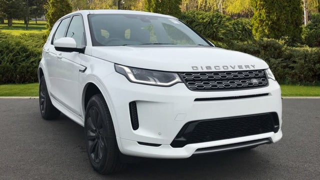 2020 Land Rover Discovery Sport 2.0 D180 R-Dynamic SE (179ps) (20 reg)