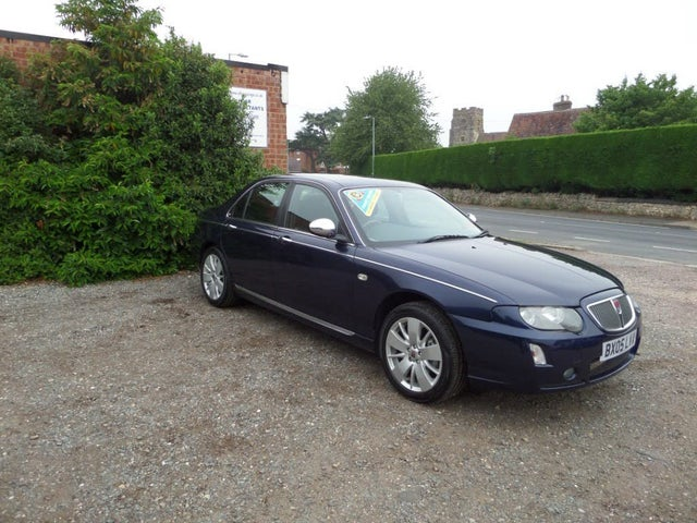 2005 Rover 75 1.8 Connoisseur SE (RR reg)