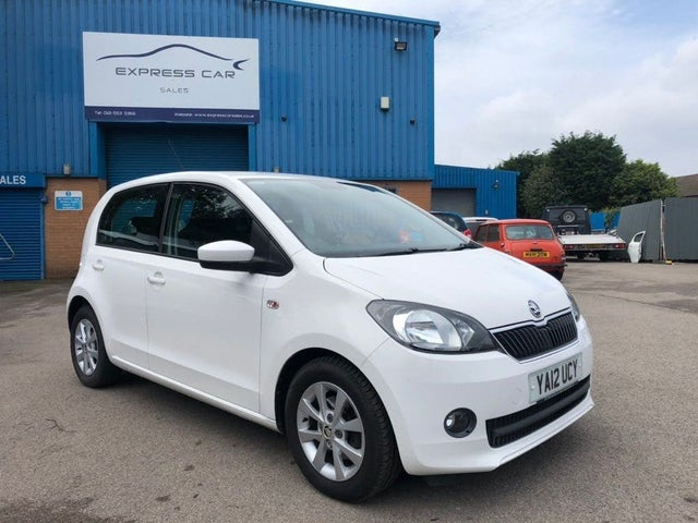2012 Skoda Citigo 1.0 Elegance MPI (75ps) Green Tech 5d (12 reg)