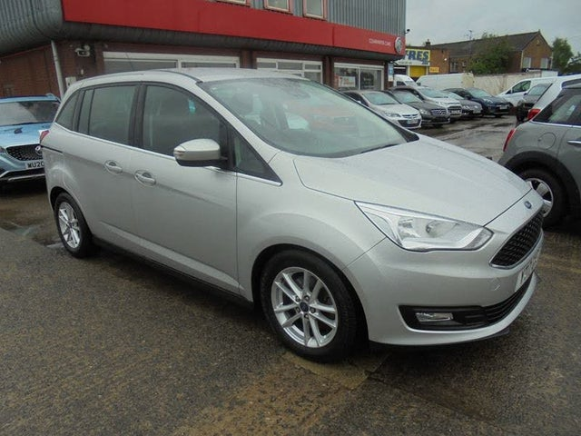 2017 Ford Grand C-MAX 1.0T Zetec (100ps) (17 reg)