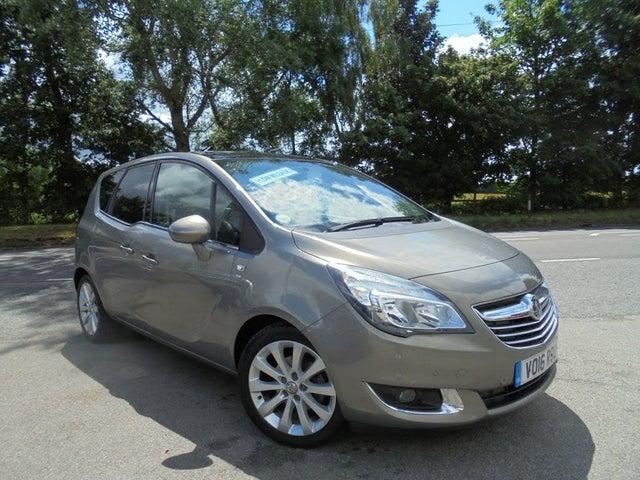 2016 Vauxhall Meriva 1.4i 16v SE (16 reg)