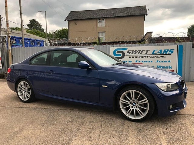 2009 BMW 3 Series 2.0 320i M Sport Coupe 2d (59 reg)