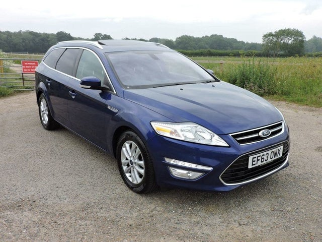 2014 Ford Mondeo 2.0TDCi Titanium X Business (163ps) Estate (63 reg)