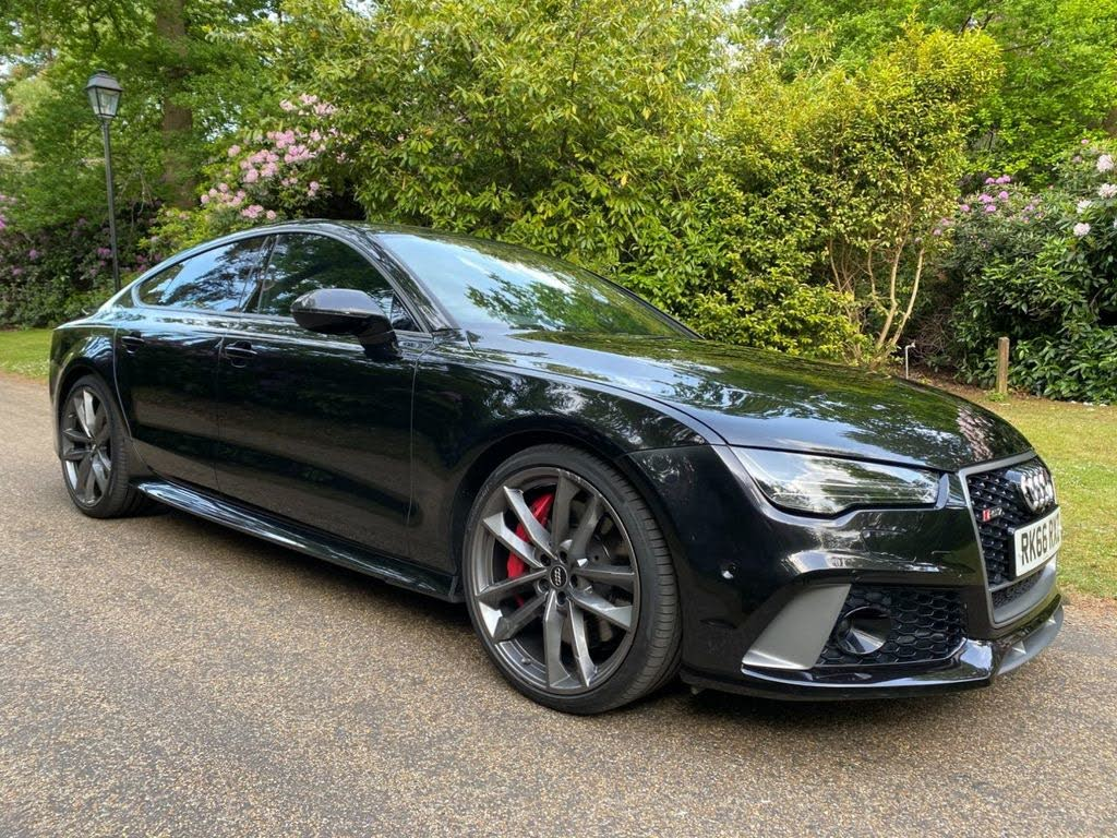 Used Audi Rs7 For Sale Cargurus