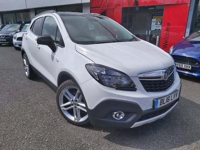 2016 Vauxhall Mokka 1.4i 16v Turbo Limited Edition (16 reg)