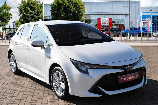 2019 Toyota Corolla 1.2 VVT-i Icon Tech (TRK) Hatchback (69 reg)