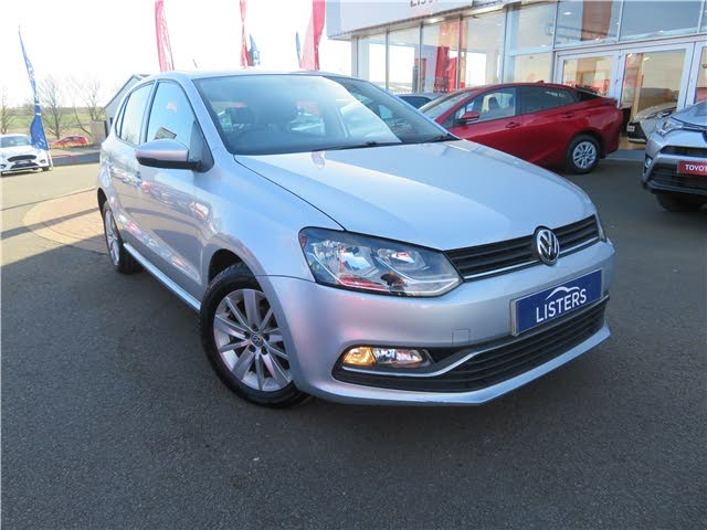 2014 Volkswagen Polo 1.0 SE (75ps) 5d (64 reg)