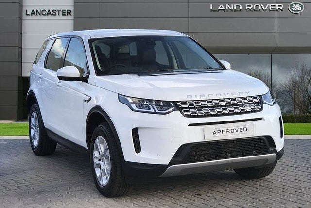 2020 Land Rover Discovery Sport 2.0 D150 S AWD Auto (69 reg)