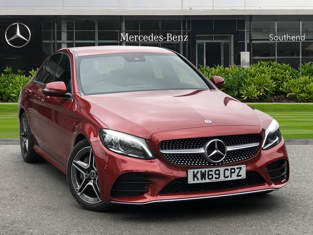 2019 Mercedes-Benz C-Class 2.0d C300d AMG Line Edition (244ps) (Premium) Saloon 4d (69 reg)