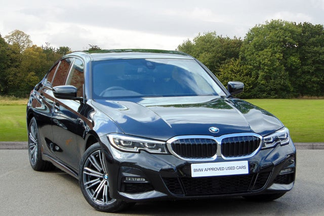 2019 BMW 3 Series 2.0TD 320d M Sport (188bhp) (Plus Pack) Saloon 4d Auto (69 reg)