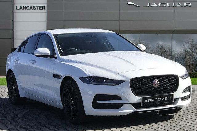 2020 Jaguar XE 2.0d SE (180ps) Auto (20 reg)