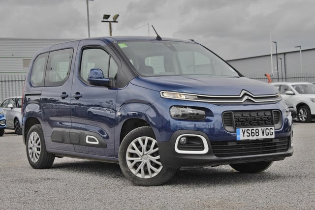 2019 Citroen Berlingo 1.2 PureTech Feel M Size (68 reg)
