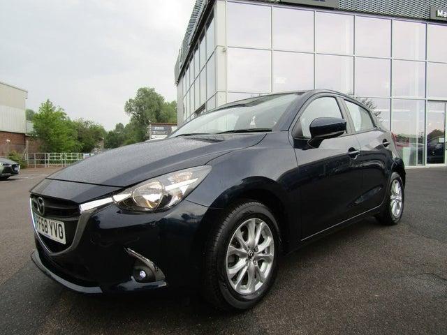 2019 Mazda Mazda2 1.5 SE-L (Nav)+ Auto (68 reg)