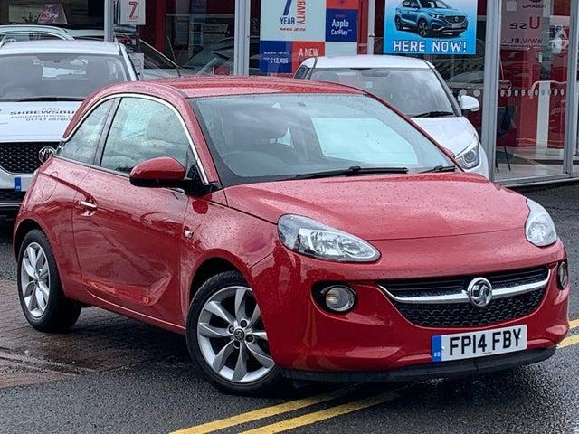 2014 Vauxhall ADAM 1.2 JAM (14 reg)