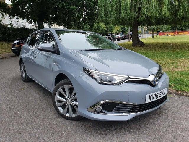 2018 Toyota Auris 1.8 VVT-i HSD Excel Hybrid (134bhp) Hatchback (18 reg)